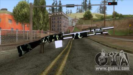 De Armas Cebras - Shotgun for GTA San Andreas