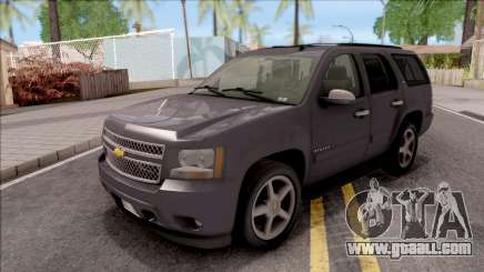 Chevrolet Tahoe LTZ 2008 IVF for GTA San Andreas