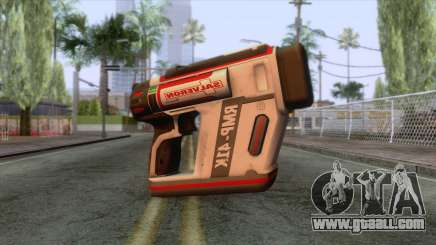 Evolve - Medic Gun for GTA San Andreas