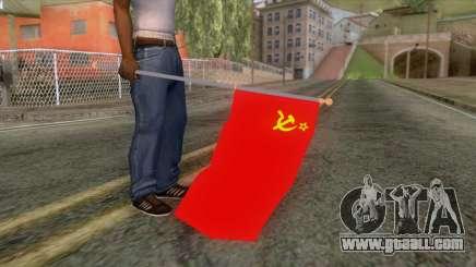 Flag of the Soviet Union for GTA San Andreas