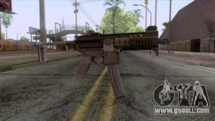 Battlefield 4 - MPX for GTA San Andreas