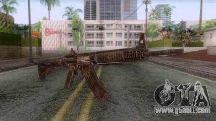 NSR47 Assault Carbine for GTA San Andreas