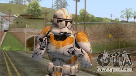 Star Wars JKA - 212th Clone Skin for GTA San Andreas