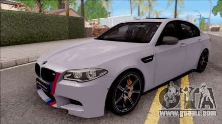 BMW M5 F10 M Performance for GTA San Andreas