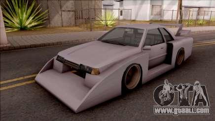 Previon Formula BETA for GTA San Andreas