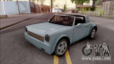 Comet Mini for GTA San Andreas