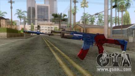 CrossFire AK-12 Assault Rifle v2 for GTA San Andreas