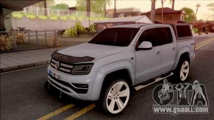 Izmir Volkswagen Amarok Auto for GTA San Andreas