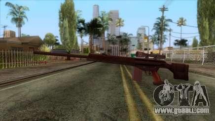 PSG1 Sniper Rifle for GTA San Andreas