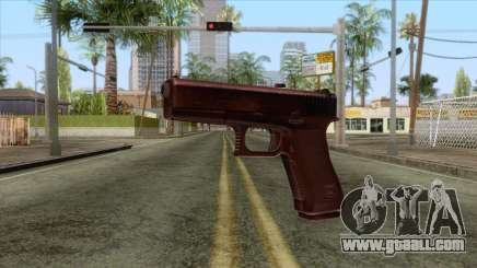 Glock 17 Original for GTA San Andreas