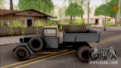The GAS-410 1946 for GTA San Andreas