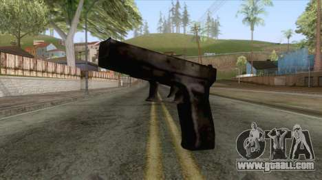 Glock 17 for GTA San Andreas