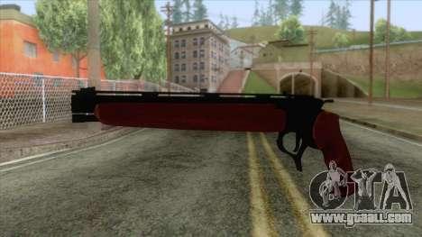 GTA 5 - Marksman Pistol for GTA San Andreas