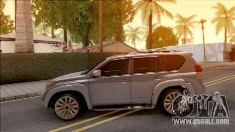 Toyota Land Cruiser Prado for GTA San Andreas