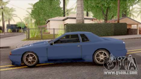 New Elegy Tunable for GTA San Andreas left view