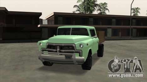 Walton 1960-s V1.0 for GTA San Andreas