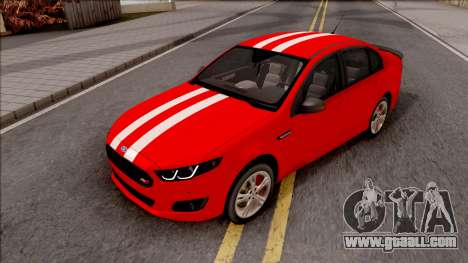 Ford Falcon XR8 2015 for GTA San Andreas