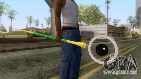 Dragon Ball - Sour Weapon for GTA San Andreas