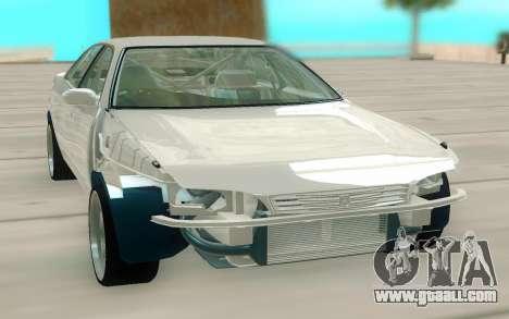 Toyota Mark II for GTA San Andreas