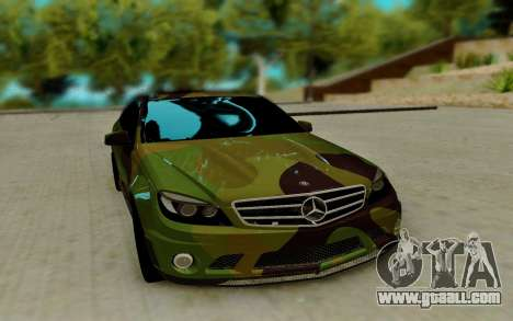 Brabus 600 for GTA San Andreas