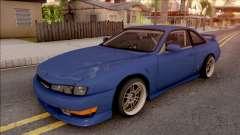 Nissan Silvia S14 1998 Kouki Aero for GTA San Andreas