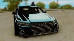 Audi QS7 ABT for GTA San Andreas