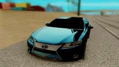 Lexus ES 2017 for GTA San Andreas