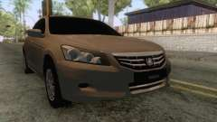 Honda Accord 2012 for GTA San Andreas
