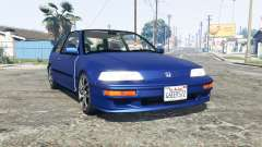 Honda Civic (EF) for GTA 5