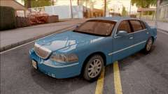 Lincoln Town Car L Signature 2010 HQLM for GTA San Andreas