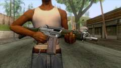 SIG SG-552 Carbine for GTA San Andreas