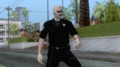New Sfpd1 Skin for GTA San Andreas