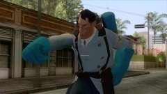 Team Fortress 2 - Medic Skin v1 for GTA San Andreas