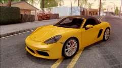 Porsche Boxter S 2017 v2 for GTA San Andreas