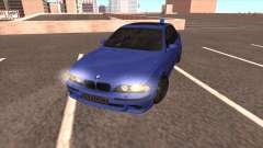 BMW E39 M5 for GTA San Andreas