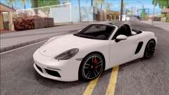 Porsche Boxter S 2017 for GTA San Andreas