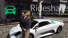 Rideshare 1.0 for GTA 5