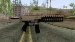 GTA 5 - Combat PDW for GTA San Andreas