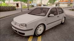 Volkswagen Golf Mk4 1999 for GTA San Andreas
