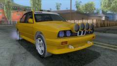 BMW M3 E30 1986 v1 for GTA San Andreas