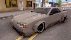 Elegy Drift Low Poly for GTA San Andreas