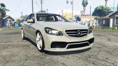 Mercedes-Benz E63 AMG (W212) 2013 [replace] for GTA 5