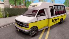 GTA V Brute Rental Shuttle Bus IVF