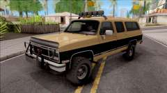 GMC Suburban 1989 IVF for GTA San Andreas
