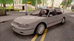 GTA IV Willard Solair Sedan