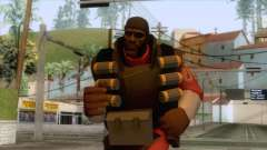 Team Fortress 2 - Demo Skin v2