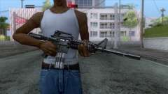 M4A1 Assault Rifle for GTA San Andreas