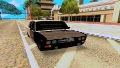VAZ 2106 white for GTA San Andreas
