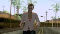 Jill Casual Skin v3 for GTA San Andreas