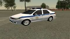 Fiat Albea ППСП V0.1 for GTA San Andreas